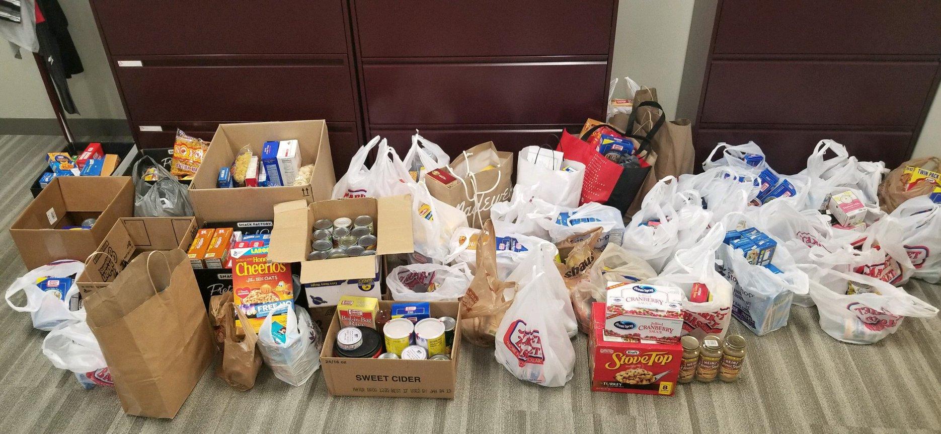 MVFB Food Donation