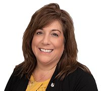 Patricia Lelos, Tewksbury Branch Manager