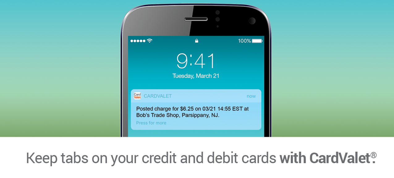CardValet App