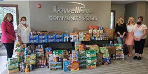 MVFB ECGC Food Donation